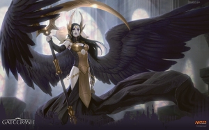 Artwork from Deathpact Angel